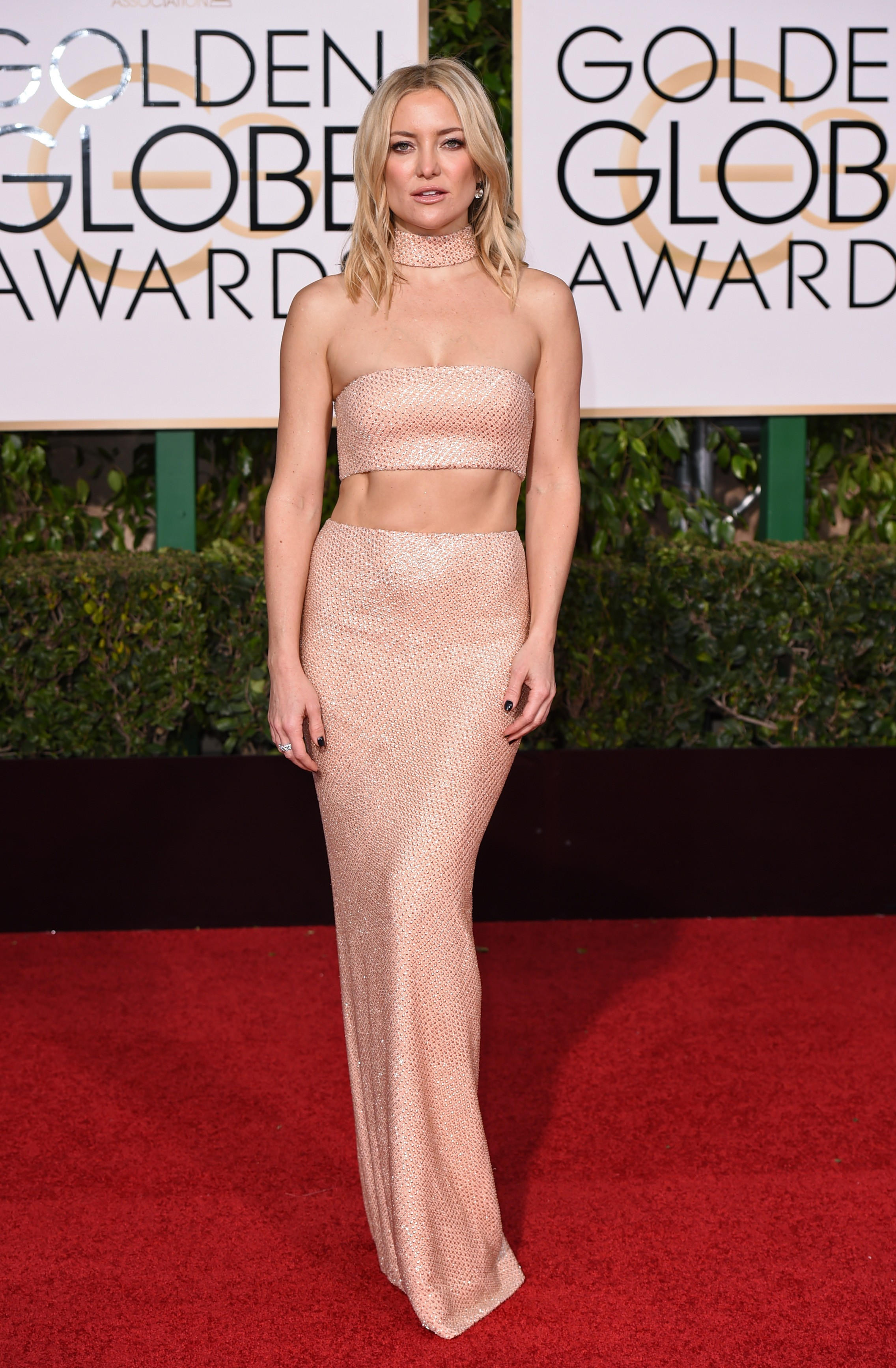 Mandatory Credit: Photo by David Fisher/REX/Shutterstock (5528305ev) Kate Hudson 73rd Annual Golden Globe Awards, Arrivals, Los Angeles, America - 10 Jan 2016
