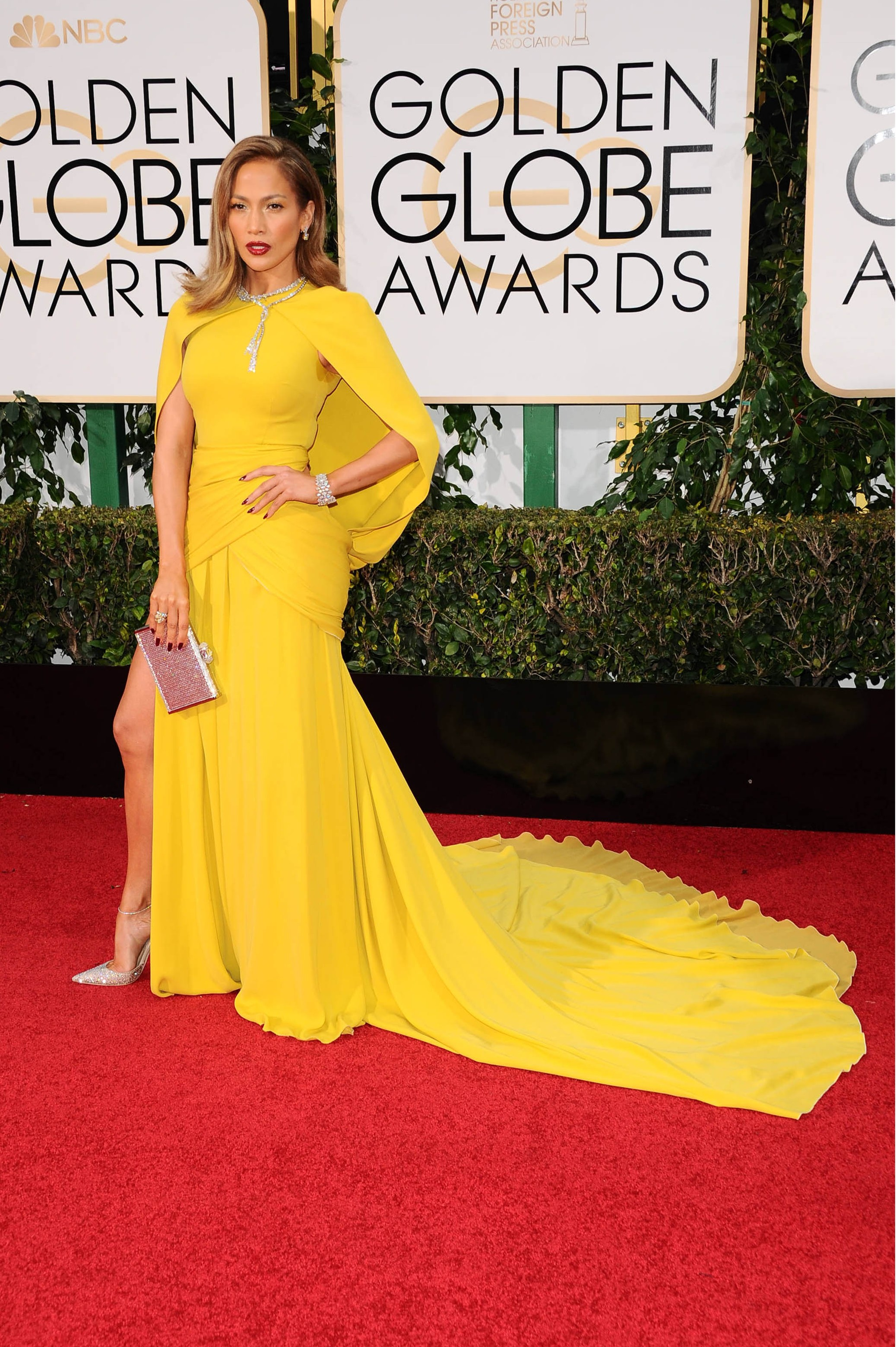 Mandatory Credit: Photo by Startraks Photo/REX/Shutterstock (5528378ee) Jennifer Lopez 73rd Annual Golden Globe Awards, Arrivals, Los Angeles, America - 10 Jan 2016