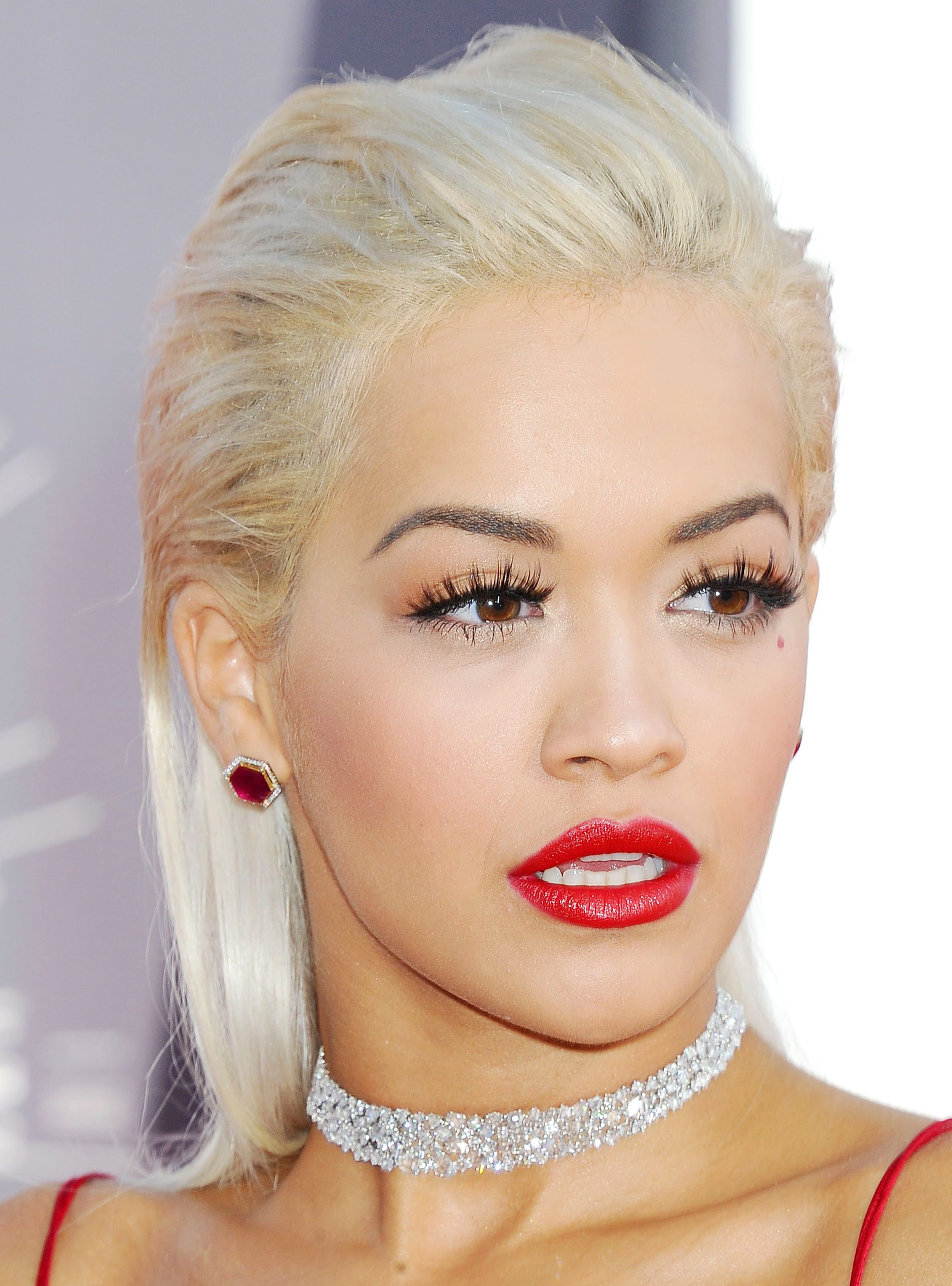Mandatory Credit: Photo by Broadimage/REX/Shutterstock (4081403ez) Rita Ora MTV Video Music Awards Arrivals, Los Angeles, America - 24 Aug 2014